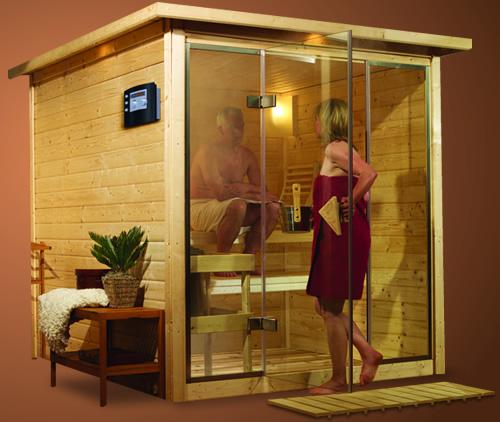 fabrication et vente en ligne de saunas finlandais et infrarouge professionnels. Black Bedroom Furniture Sets. Home Design Ideas